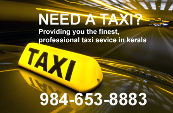 Best taxi services in kerala